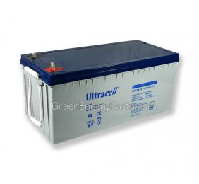 Μπαταρία Ultracell UCG GEL 550 (SET 2X275AH) Battery