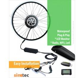 Electric Bicycle Kit 4 σε 1
