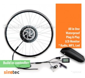 Electric Bicycle Kit Build in Controller