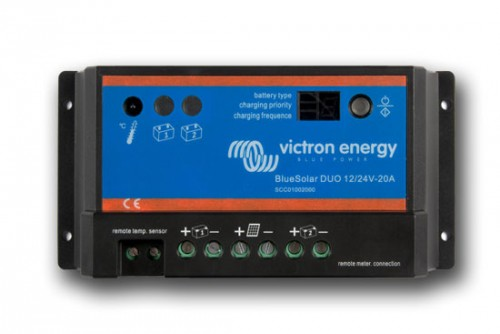Charge controller Victron DUO 12V/24V - 20A PWM