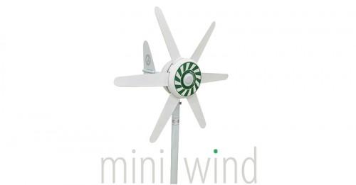 Mini Wind Turbine 1