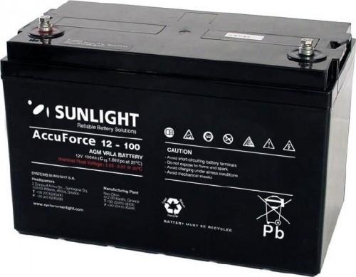 Battery 12V - 200AH