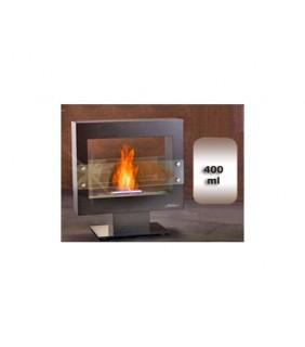 Bioethanol floor fireplace A