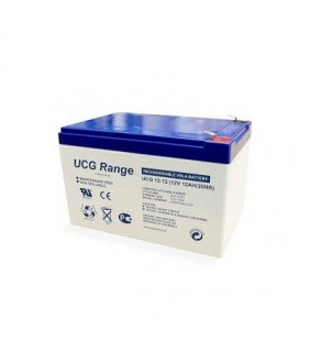 Ultracell UCG GEL Battery 12V - 12AH