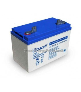 Ultracell UCG GEL Battery 12V - 100AH GEL