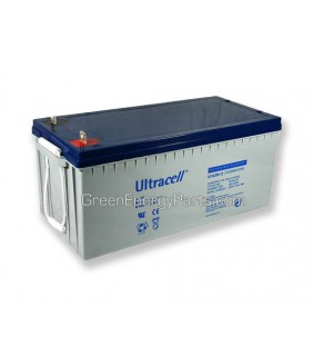 Ultracell UCG GEL ΜΠΑΤΑΡΙΑ 12V - 200AH GEL