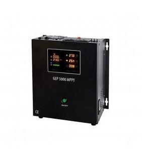 Inverter Westech Combi-MPPT 2.500VA 24V front