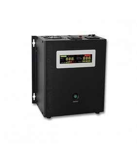 Inverter + Φορτιστης + Ρυθμιστης Westech MPPT-II 12V - 1.000VA
