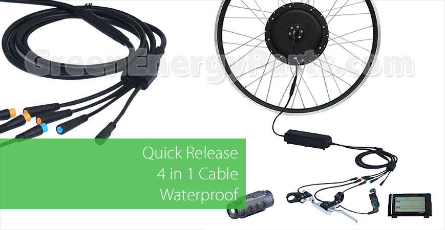 Electric Bicycle Kit 1